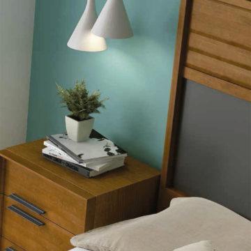 Dormitorio que